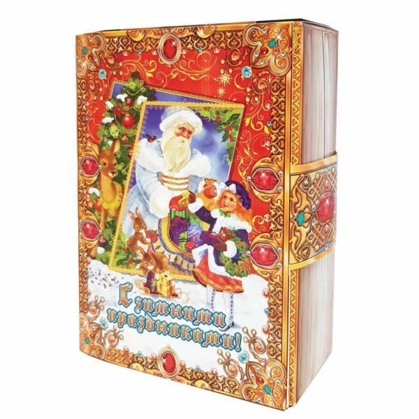 Книга новогодних загадок 500