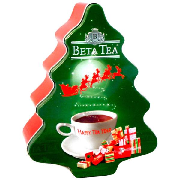 Чай Бета Новогодняя ёлка 200 гр 362 руб
